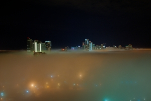 City on the clouds composit 2