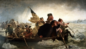 McMasters Crossing the Delaware