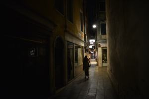 Iralia in Alley