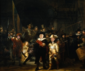 McMaster Pieces #8 the Night Watch